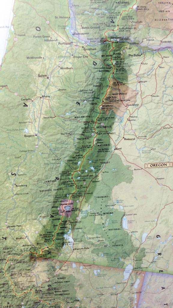 The Beginning: Cascade Locks to Mount Hood – Hiking the Oregon PCT ...